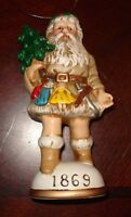 Memories of Santa Collection 1869 Blue Ridge Mountain Santa New In Box