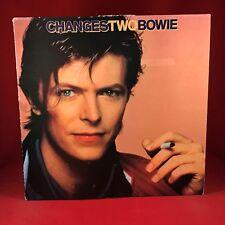 DAVID BOWIE Changestwobowie 1981 UK Vinyl LP EXCELLENT CONDITION changes two 2