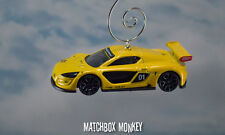 Renault Sport R.S. 01 Super Car Custom Christmas Ornament 1/64 Adorno Racing RS
