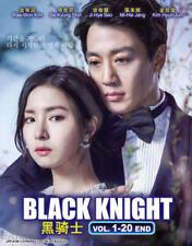 Black Knight Korean TV Drama Dvd -English Subtitle