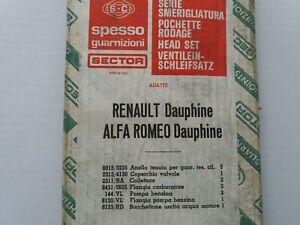 RENAULT Dauphine, ALFA ROMEO Dauphine - Head gasket set