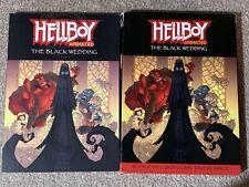 Hellboy Animated: The Black Wedding TPB (Jan 2007, Dark Horse) NM/MINT WITH BOX