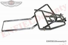 REAR LUGGAGE RACK CARRIER CHROME PLATED BAJAJ CHETAK VESPA VBB SUPER SCOOTER