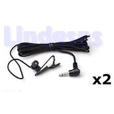 2 x microphone ext s' adapte tomtom go 500/510 / 700/710 / 910