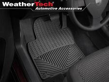 WeatherTech All-Weather Floor Mats - 2006-2010 - VW Jetta/GLI - Black