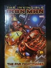 The Invincible Iron Man: The Five Nightmares (2009, Paperback) - Marvel