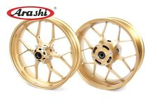 Rear & Front Wheel Rim For Honda CBR1000RR 2008-2016 Wheel Rims Gold CBR 1000 RR