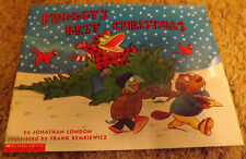 Froggys Best Christmas by Jonathan London (2001) illustrated by Frank Remkiewicz