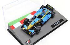FORMULA 1 UNO F1 SCALA 1/43 MODELLINO AUTO RENAULT R24 CAR MODEL DIECAST IXO