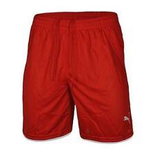 Abbiglimento sportivo da uomo rossi in poliestere Fitness