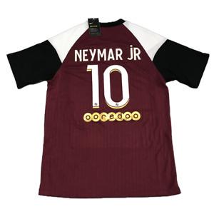 PSG Neymar Jersey 20/21 Paris Saint-Germain Champions League Third Soccer Shirt