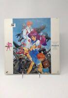 Japanese Anime Laserdisc Phase-0I