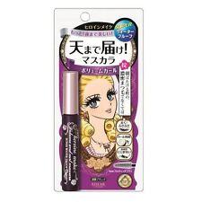 UK STOCK Japan Kiss Me Heroine Make Volume and Curl Mascara WP 6g
