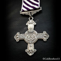 Distinguished Flying Cross ( DFC ) Royal Air Force Military Medal RAF Repro