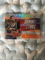 2019-20 Illusions Anthony Davis Shining Stars Orange Acetate #19