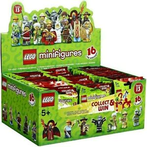 Lego Minifigures 71008 Serie 13 Display sealed NEW Display never open
