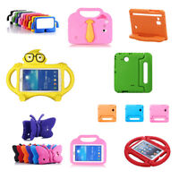 """Kids Shockproof Safe Rubber Case Cover For Samsung Galaxy Tab 3 Lite 4 A 7.0"""" SM"""