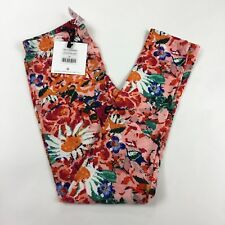 NWT Agnes & Dora Leggings Sz XS 0-2 Just Bloom Floral Soft NWT FREE SHIPPING J9