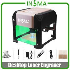 🔥 3000mW Mini USB Laser Engraver DIY Logo Mark Printer Carver Engraving Machine