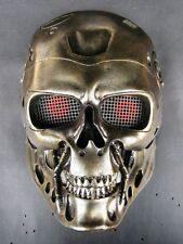 RARE Terminator 3 Resin Hard Skull Mask Film Replica Props for Collection