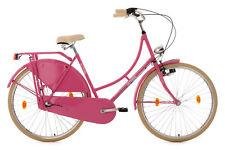 """Hollandrad 28"""" Damen Bike Tussaud Pink 3 Gänge Nabenschaltung RH 54 cm 329H"""