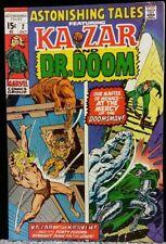 Astonishing Tales #2 strict 1970 VF/NM 9.0 High-Grade Doctor Doom Ka-Zar