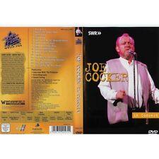 DVD JOE COCKER IN CONCERT 707787650175