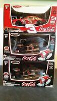 Dale Earnhardt Jr Sr NASCAR Coca Cola Motorworks 1:32 Scale Radio Control #3 #1