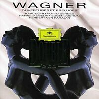ichard Wagner - Wagner Overtures and Preludes [CD]