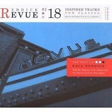 Paul Reddick Revue Best Of CD NEW SEALED 2007 Blues