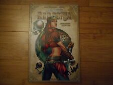 Legenderry Red Sonja A Steampunk Adventure Graphic Novel Dynamite Comics Book
