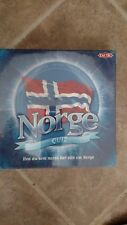 tactic norge quiz - board game about facts from norway in norwegian NEW NIP