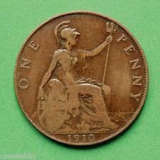 1910 Edward VII Penny SNo42149