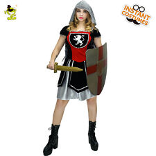 Women Royal Guard Warrior Hero Costumes Halloween Costume For Role CosPlay