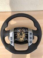 Ricambio Tuning Piatto Volante IN Pelle Multifunzione Range Rover Sport Land