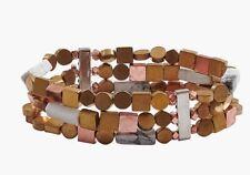 LUCKY BRAND BEADED BRACELET,NWT,MSRP-$49