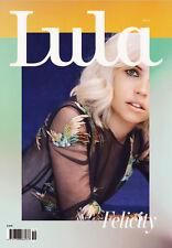 LULA Magazine 19 F/W 2014, Felicity Jones Angel Haze Tavi Gevinson  NEW