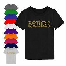 Las Mejores Ofertas En Camisas Y Camisetas Roblox Talla 4 Y Mas
