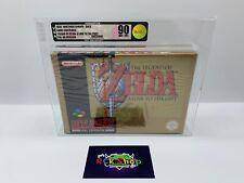 Nintendo - SNES - VGA - Spiel - Zelda A Link To The Past - PAL - 90Gold NM+/MT