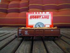 Roco 47944 offener Güterwagen Omm/E-52 der DB Ep.3 wie neu in OVP, m.KKK u.NEM