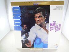 007 James Bond: Man with the Golden Gun - Laserdisc LD - ML101419