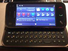 Smartphone NOKIA N97 Mini Cherry Black 8GB -ohne Simlock- QWERTZ