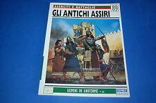 Gli Antichi Assiri - Edizioni Del Prado 89