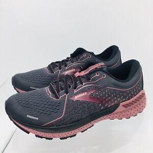 Brooks Adrenaline GTS 21 Women's Cushioned Running Shoes Size 10 B Regular