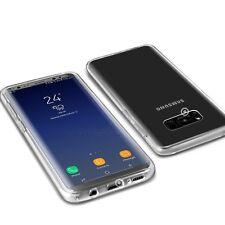 Cover per Samsung Galaxy S8 Plus Ivencase Silicone TPU e PC Full Body Protettiva