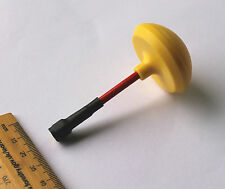 Yellow Moy Mushroom Antenna / Aerial FPV 5.8G SMA for video TX or RX RC