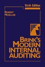 Brink's Modern Internal Auditing-ExLibrary