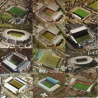 Football Ground / Stadium (Soccer) Brand New Postcards - Various Teams