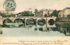 Carte CHARLEVILLE MEZIERES Pont d'ARches et Plateau de Berthaucourt