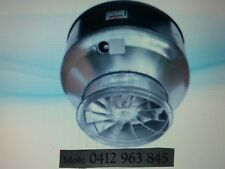 NEW EXHAUST FAN V46 SINGLE PH OR 3 PH FOR COMMERCIAL CANOPY ALL SIZES AVAILABLE